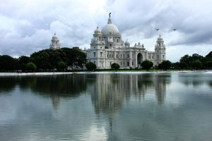 REFLECTION OF VICTORIA by praveenchettri
