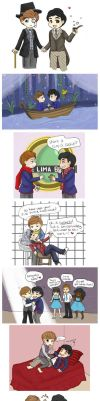 Klaine Spam - Tumblr Requests by Geminico