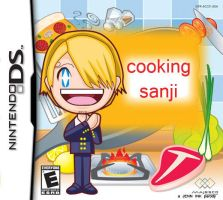 Cooking Sanji by calantia