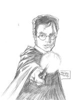 07312015 Harrypotter by guinnessyde
