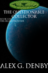 The Questionable Collector book cover by Alkonium