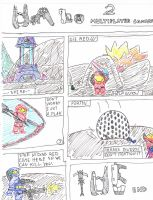 halo multiplayer comic 2 by The-Great-Pipmax