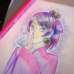 Who's this girl?! by AnimaProject