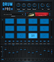 Drum Pro by vStyler