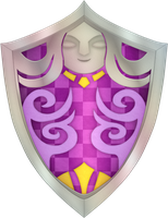 SS Goddess Shield by BLUEamnesiac