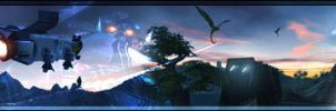 The -uc- Network Header -2- by pulseh
