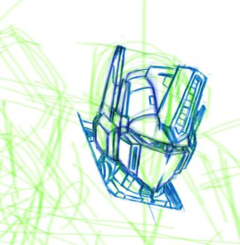 WIP: Optimus Prime by Bogata