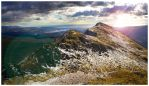 Snowdonia Peak by illyafresh