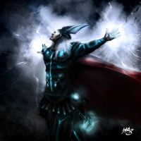 Tron Thor by KillMeInk