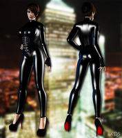 Lara Catsuit v 2.0 DL by ZayrCroft