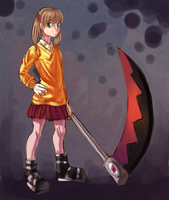 Maka by Mewball