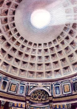 The Pantheon by Theophilia