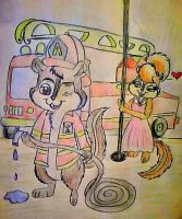 alvin the firefighter requets by alvittanyallday
