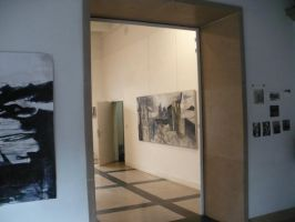 Exhibition at school3 by Anna-Maija