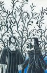Beren and Luthien? by jmsnooks