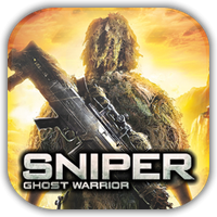 Sniper Ghost Warrior Game Icon by Wolfangraul