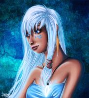 Princess Kida by PetraImboden
