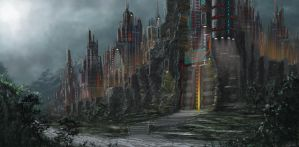 Prisoners city ( Wip ) by incasent
