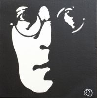John Lennon by TomoArt1
