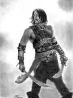 Prince of Persia by SchizophrenicUnicorn