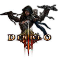 Diablo 3 Icon v3 by ElderWraith
