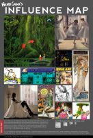 HeartGear's Influence Map by HeartGear