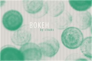 Bokeh by cloaks