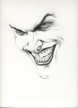 The Joker by GuardianOfEvermore