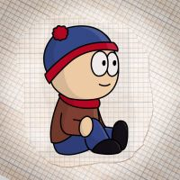 - Stan Marsh - South Park Fan Art - by Favoriz