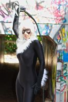 Black Cat, Back up by cosplaynut