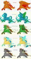 Elemental MLP Pegasus Sheet 1 [OPEN] 3LEFT REDUCED by Rems-Adoptables
