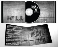 Draw The Line CD by dizzyflower28