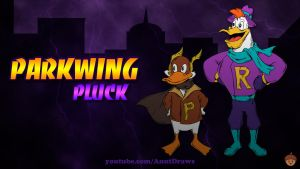 ParkWing Pluck by AnutDraws
