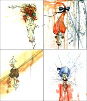 Four Seasons by idontbite