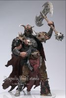 Viking Spawn figure by VinRoc
