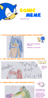 Tyra Fills Out Shadikal's Sonic Meme by DecepticonFlamewar