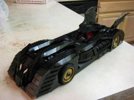 The Batmobile by GRZombie