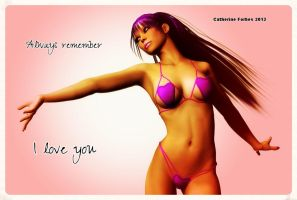(Vio) I Love You by Wild-Passion-3D