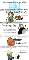 Doctor Who Meme by nuriwan