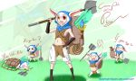 Dota2 - Meepo Girl(s)  - Come out and play! by RenFortineri