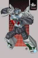 22/34 Wheeljack by FranciscoETCHART
