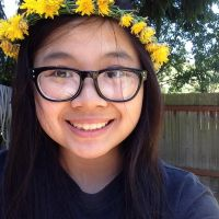 GUYS, I MADE A FLOWER CROWN by The-Scentless-Flower