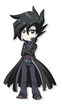 Have a chibi Chazz by Mercuryb0t