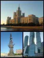 Moscow by Ninnkigal