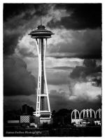 Space Needle 01 by JForbes1701