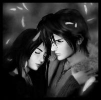 Squall x Rinoa by TearsOfStarryDream