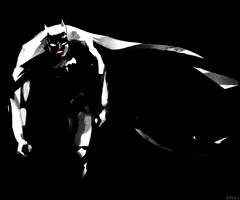 Batman by knsl