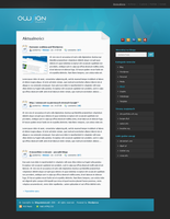 OwsianBlog Design v1 by owsian by webgraphix