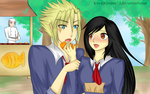 CloTi Highschool Contest: Gimme some taiyaki. by kuraikitsune13
