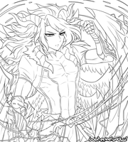 Awoken Archdemon Lucifer Lines by WatermelonOwl